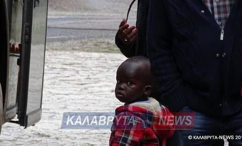 Μονή Πορετσού: Έφυγαν οι πρόσφυγες - «Καλύτερα στη Μόρια»