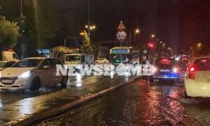 Καιρός: Η Βικτώρια χτύπησε ξανά την Αττική - Ισχυρές καταιγίδες στην Αθήνα