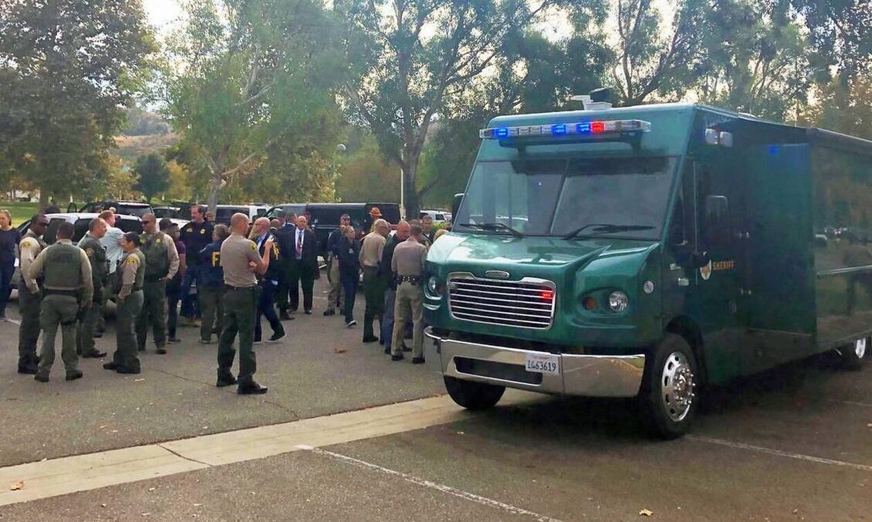 Καλιφόρνια: 16χρονος αιματοκύλησε σχολείο ανήμερα των γενεθλίων του – Δύο μαθητές νεκροί