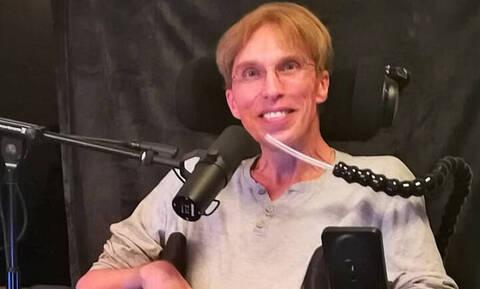 Επιστήμονας στο τελικό στάδιο νόσου μετέτρεψε τον εαυτό του σε… cyborg