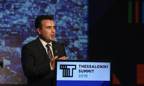 Κάλεσμα Ζάεφ στους επιχειρηματίες να επενδύσουν στη χώρα του από το Thessaloniki Summit
