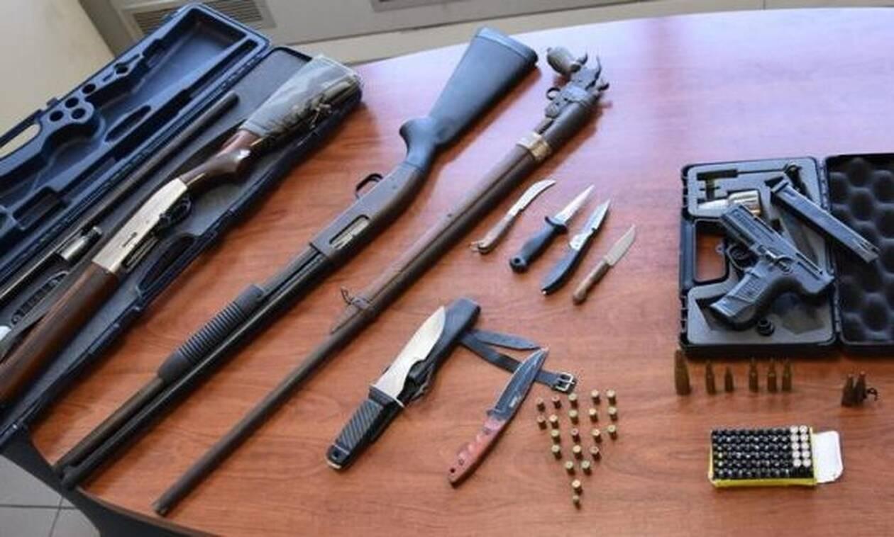 Ηράκλειο: Από τη γιορτή στο… κρατητήριο  - Συνελήφθη 32χρονος για άσκοπους πυροβολισμούς