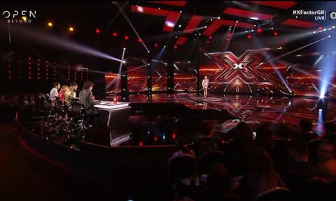 X Factor: Αυτός ο παίκτης αποχώρησε από το 5o live! (photos+videos)
