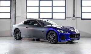 Αυτή η Maserati έχει την πιο περίεργη βαφή στον κόσμο