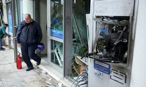 Νέα έκρηξη σε ΑΤΜ στο Περιστέρι - Μεγάλες υλικές ζημιές