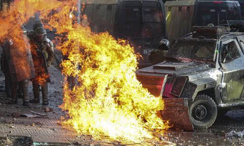 Συνεχίζονται οι αιματηρές διαδηλώσεις στη Χιλή - Τουλάχιστον 22 οι νεκροί της κοινωνικής αναταραχής