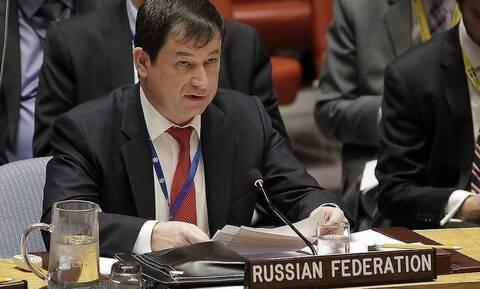 Зампостпреда России при ООН призвал США вернуть Сирии нефтяные месторождения