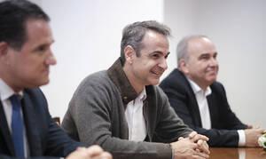 Μητσοτάκης: Αυτή η κυβέρνηση στηρίζει έμπρακτα την επιχειρηματικότητα