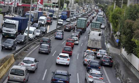 Ολυμπία Οδός: Κυκλοφοριακές ρυθμίσεις - Δείτε σε ποια σημεία