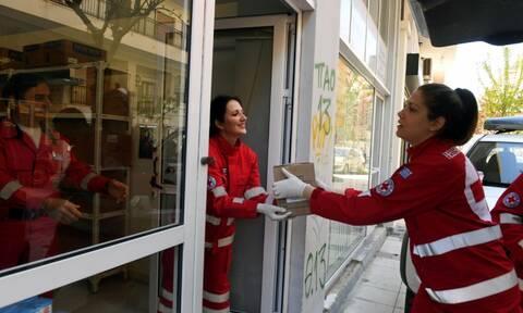 Στήριξη 2.180 παιδιών από τον Ελληνικό Ερυθρό Σταυρό και το COSCO SHIPPING Charity Foundation