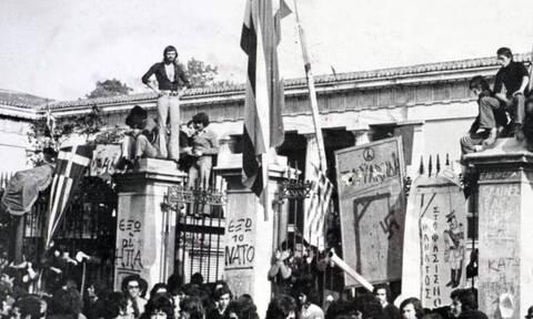 Επέτειος Πολυτεχνείου: Μία μεγαλειώδης νίκη ενάντια στον φασισμό (pics & vids)