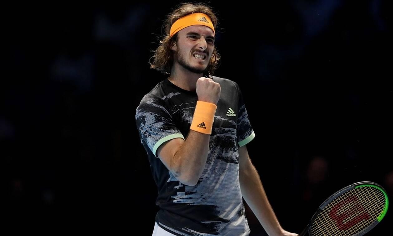 LIVE Ναδάλ - Τσιτσιπάς 1-1: Η μεγάλη μάχη για το ATP Finals