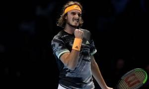 LIVE Τσιτσιπάς - Ναδάλ για το ATP Finals