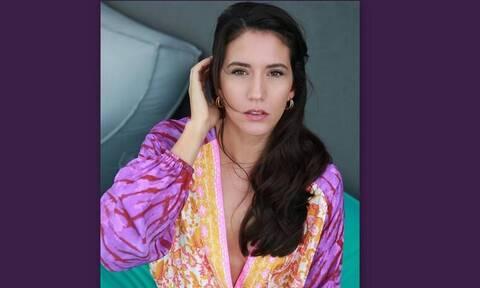 Ελένη Βαΐτσου: Έγινε κοκκινομάλλα για χάρη του ρόλου της