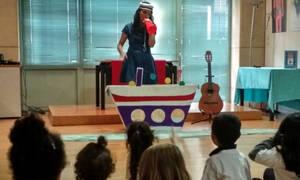 Τα παιδιά του Μαζί για το Παιδί «ταξίδεψαν» με τις ιστορίες του Ευγένιου Τριβιζά