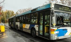 ΟΑΣΑ: Αλλάζουν δρομολόγια λεωφορείων και τρόλεϊ μέχρι 18 Νοεμβρίου