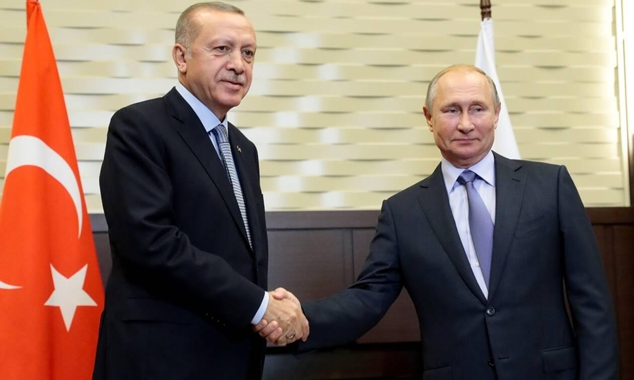 Άγκυρα: «Δεν υποχωρούμε για τους S-400» - Στην Τουρκία ο Πούτιν τον Ιανουάριο