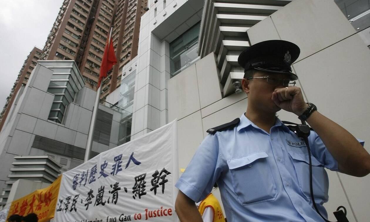 Χονγκ Κονγκ: Συνελήφθησαν δύο Γερμανοί φοιτητές που συμμετείχαν στις διαδηλώσεις