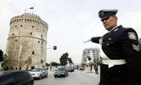 Θεσσαλονίκη: Τα μέτρα της ΕΛ.ΑΣ. ενόψει του εορτασμού του Πολυτεχνείου – Οι κυκλοφοριακές ρυθμίσεις