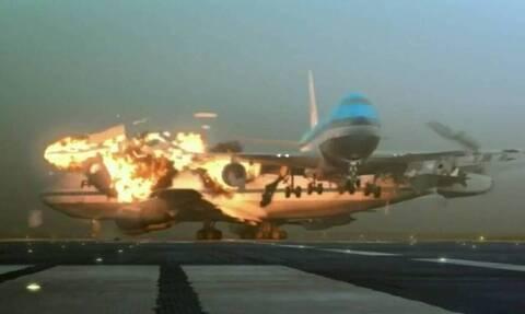 Η μεγαλύτερη αεροπορική τραγωδία όλων των εποχών: Νεκροί 583 επιβάτες (pics)