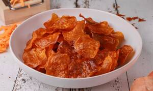 Η συνταγή της ημέρας: Chips γλυκοπατάτας