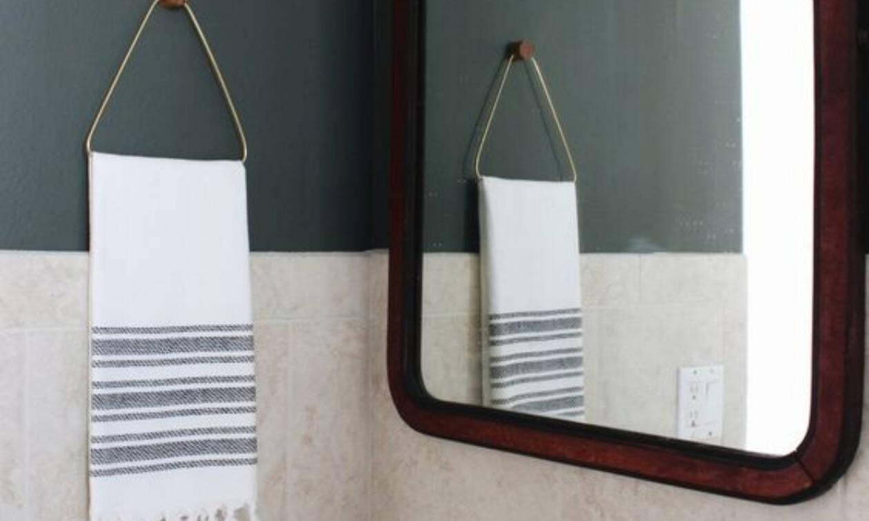 Κάθε πότε πρέπει να αλλάζεις τις πετσέτες χεριών;