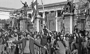 Επέτειος της εξέγερσης του Πολυτεχνείου - Η νίκη στη μάχη με τον φασισμό (pics+vid)