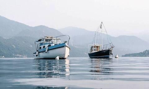 Σύρος: «Πάγωσε» ο ψαράς - Σήκωσε τα δίχτυα και είδε αυτό (pics)