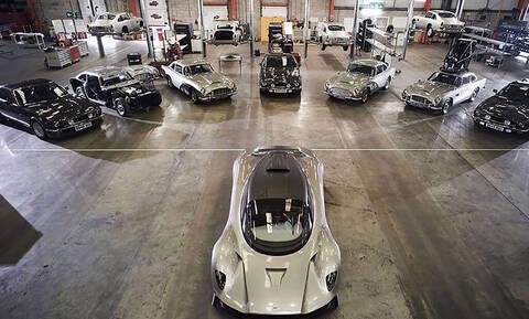 Ποια αυτοκίνητα θα οδηγεί ο James Bond στη νέα του ταινία;