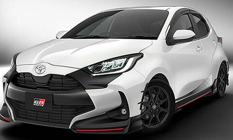 Toyota Yaris GR4: Με 3κύλινδρο κινητήρα και turbo