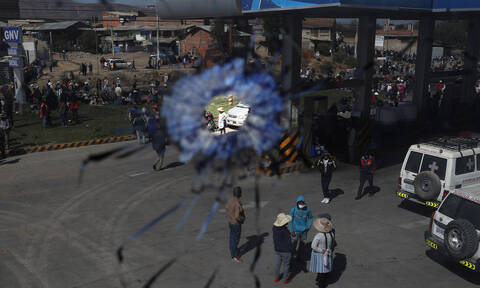Χάος στη Βολιβία: Κλιμακώνεται η βία - Τέσσερις ακόμα νεκροί σε διαδηλώσεις (pics&vids)