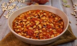 Η συνταγή της ημέρας: Μαυρομάτικα κοκκινιστά