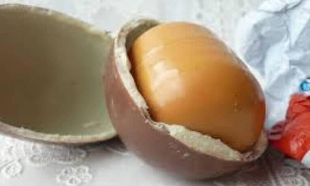 Απίθανο: Γιατί τα αυγά Kinder έχουν πάντα το παιχνίδι σε κίτρινη θήκη