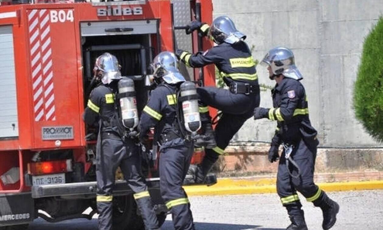 Κύπρος: Πυρκαγιά στην Πάφο