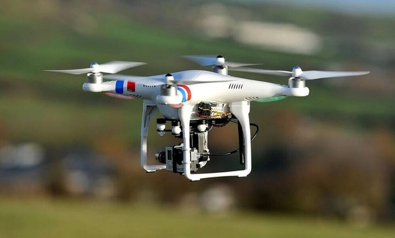 Απίθανο: Συνελήφθησαν οπαδοί εξαιτίας... drone! (photos)