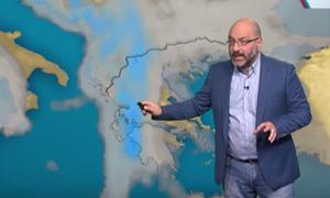 Καιρός: Προσοχή! Έκτακτη προειδοποίηση του Σάκη Αρναούτογλου για επικίνδυνες βροχές και καταιγίδες