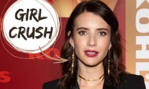 Emma Roberts: Απόδειξη ότι μπορείς να γίνεις ξανθιά όσο μελαχρινή και αν είσαι