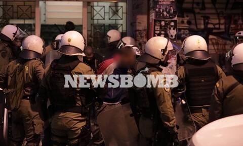 ΤΩΡΑ: Η ΕΛ.ΑΣ. «κατέλαβε» τα Εξάρχεια - «Ντου» σε πολυκατοικίες και συλλήψεις μέσω… drone