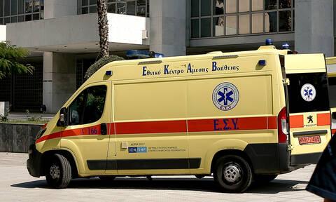 Γαστούνη: Ώρες αγωνίας για 12χρονο - Έπεσε από φωταγωγό και τραυματίστηκε σοβαρά