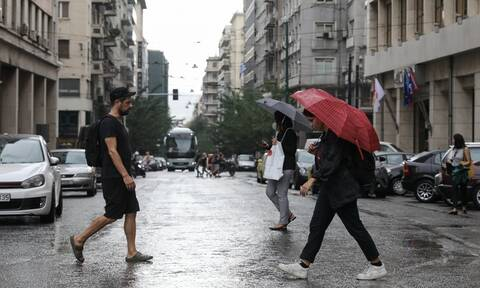 Καιρός - Νέα επιδείνωση: Έρχονται βροχές και καταιγίδες  - Ποιες περιοχές θα πληγούν