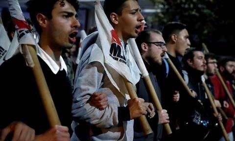 Πολυτεχνείο 2019 - Θεσσαλονίκη: Σε εξέλιξη οι πορείες για την 46η επέτειο από την εξέγερση