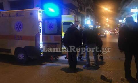 Φθιώτιδα: Τροχαίο με ντελιβερά στο κέντρο της Λαμίας