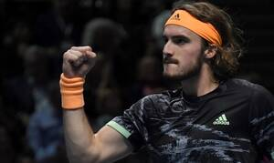 LIVE Tσιτσιπάς - Τιμ 1-1: Λεπτό προς λεπτό ο μεγάλος τελικός του ATP Finals στο Λονδίνο