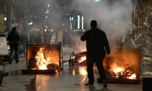 Πολυτεχνείο: Επεισόδια και μολότοφ σε Θεσσαλονίκη και Πάτρα μετά τις πορείες