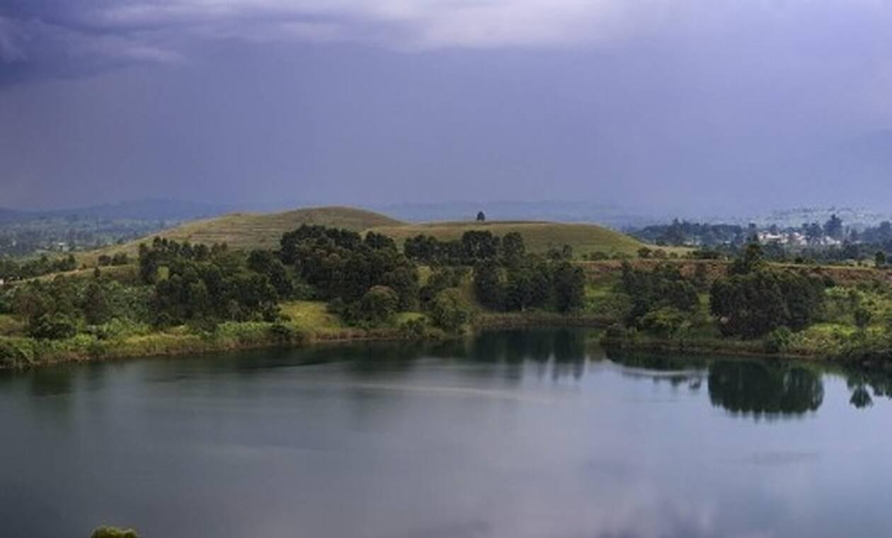 Φρίκη σε λίμνη - Δείτε τι μπήκε στο μόριο του (pics)