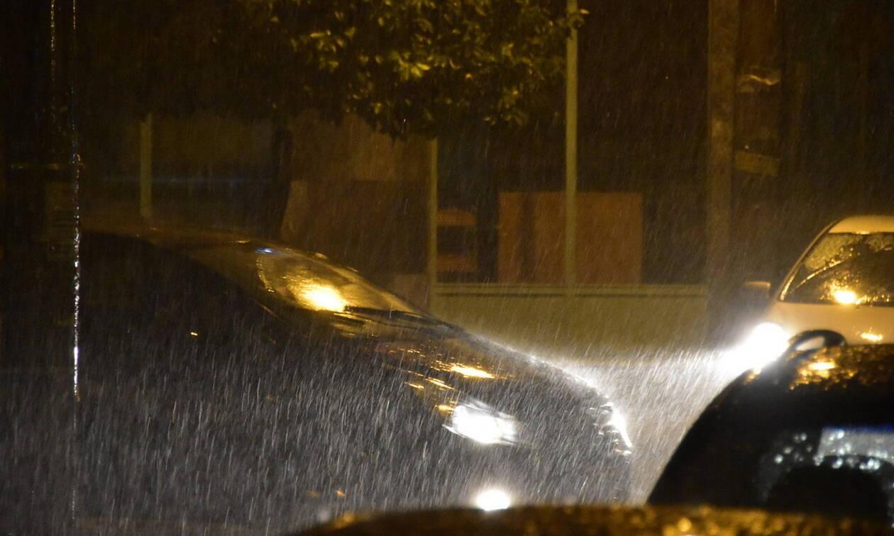 Καιρός: Η εξέλιξη της κακοκαιρίας - Πού θα σημειωθούν καταιγίδες τις επόμενες ώρες