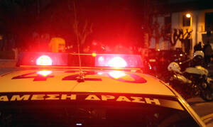 Αγία Παρασκευή: Επίθεση με βόμβες μολότοφ στην Τροχαία