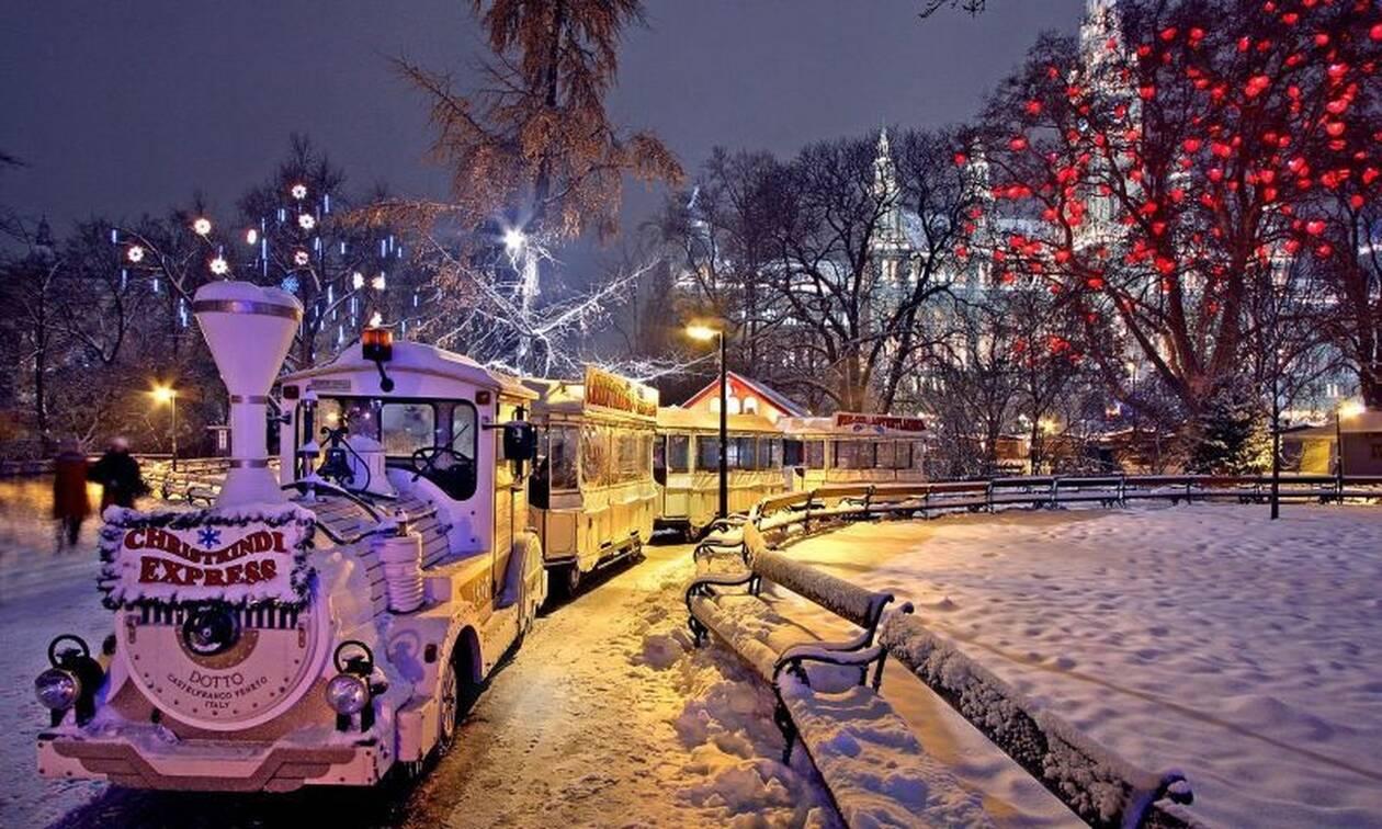 Οι ομορφότερες Χριστουγεννιάτικες αγορές της Ευρώπης!