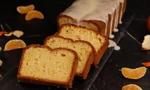Σήμερα φτιάξτε νόστιμο κέικ μανταρινιού