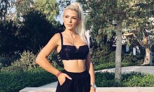 Η Στέλλα Μιζεράκη με «καυτό» εσώρουχο… τρέλανε το Instagram (photos)
